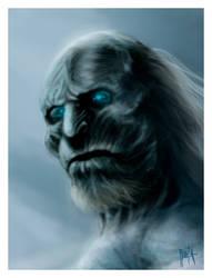 White Walker by gerky-art