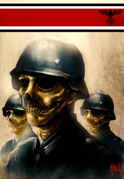 Soldaten des Todes.