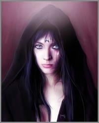 Night Elf Portrait.