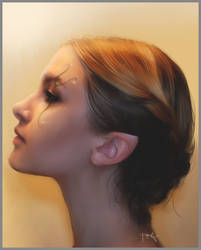 Elf Portrait.