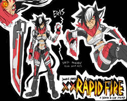 DEATH KING: xxRAPIDFIRE by endshark