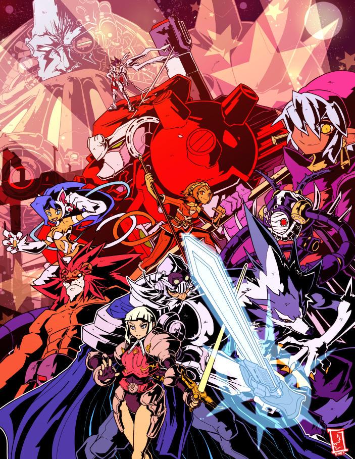Capcom Fighting Tribute entry!