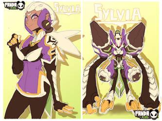 PG: Sylvia by endshark