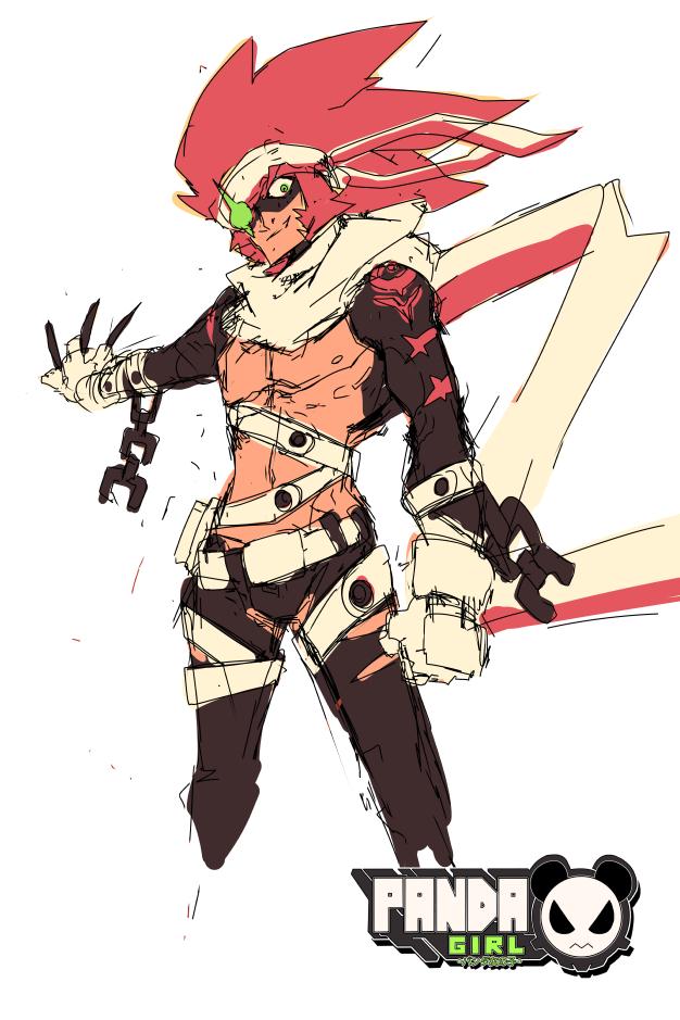 PG: Villain Concept by endshark