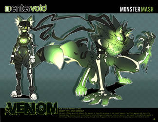 EnterVOID: Venom by endshark