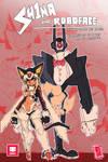 24 Hour Comic Day: SHINA AND ROBOFACE
