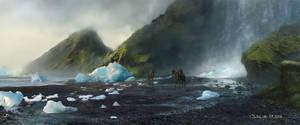 Shore by Oleg-Gritsak