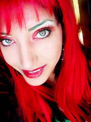 Watermelon makeup by MissLillyanSD