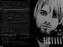 Kurt Cobain by XtC-ArT