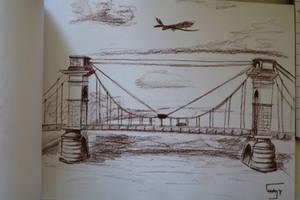 Vitry-Sur-Seine's Bridge