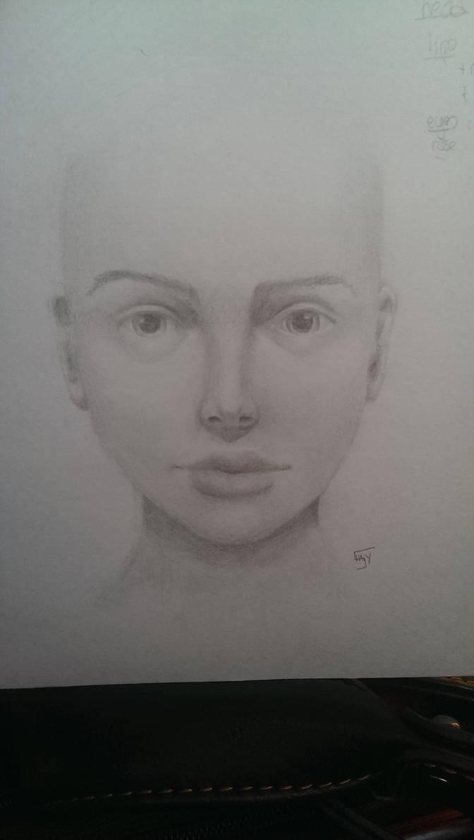 face study #1