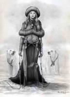 Dama de las Nieves