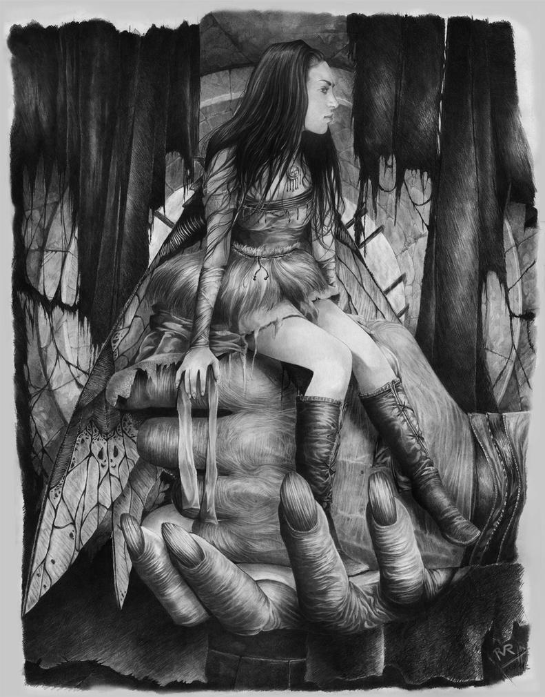 Little Lady by Ilustralia