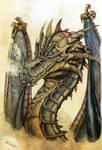 Dragoncolor1 by Ilustralia