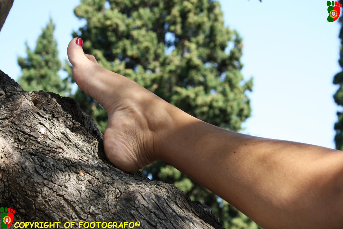 Worship my arched soles 5