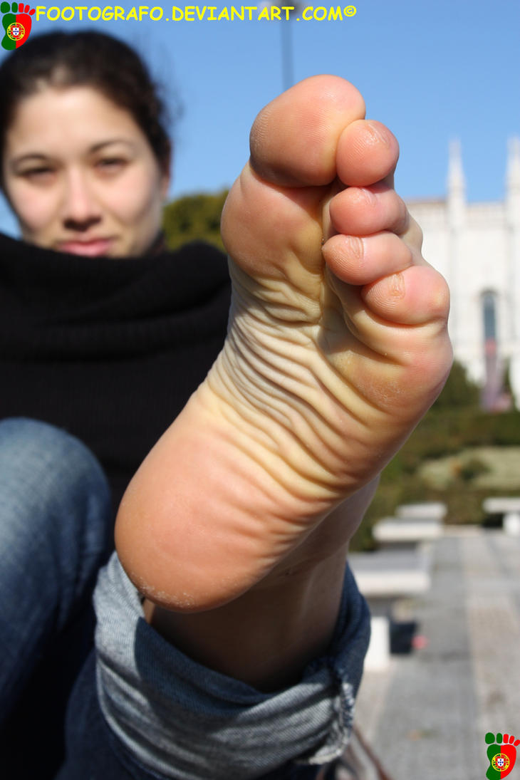 latina foot fetish pics Meaty as Fuck.