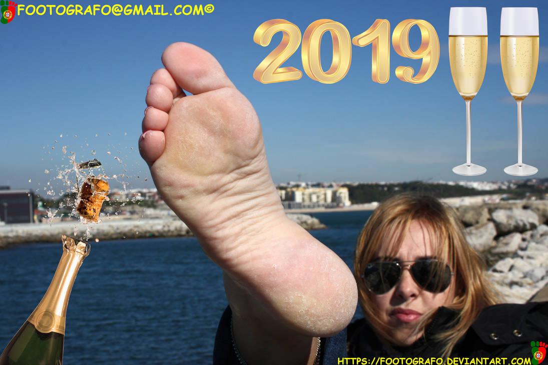 Happy 2019 by Footografo