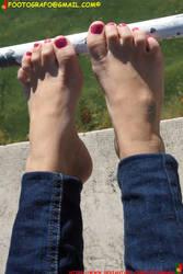 Small Feet 2 by Footografo