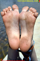 Slightly Dirty And Tied by Footografo