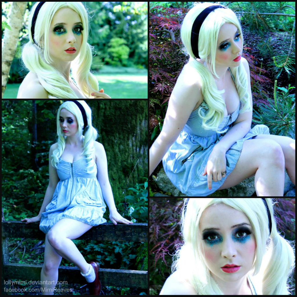 Babydoll Makeup Concept by lollyMIMI