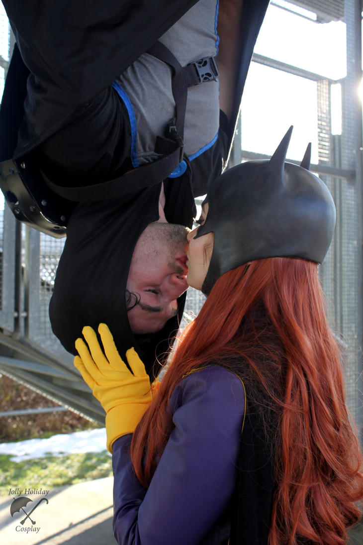 Spider-Man Kiss by MimiReaves