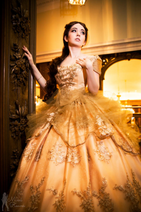 Belle by MimiReaves