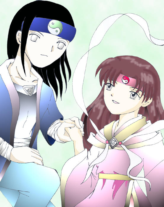 Neji And Tenten Kiss The legend of Neji and...