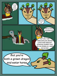 Labyrinth|Round 1|Page 18 by EmpressEvaDowns