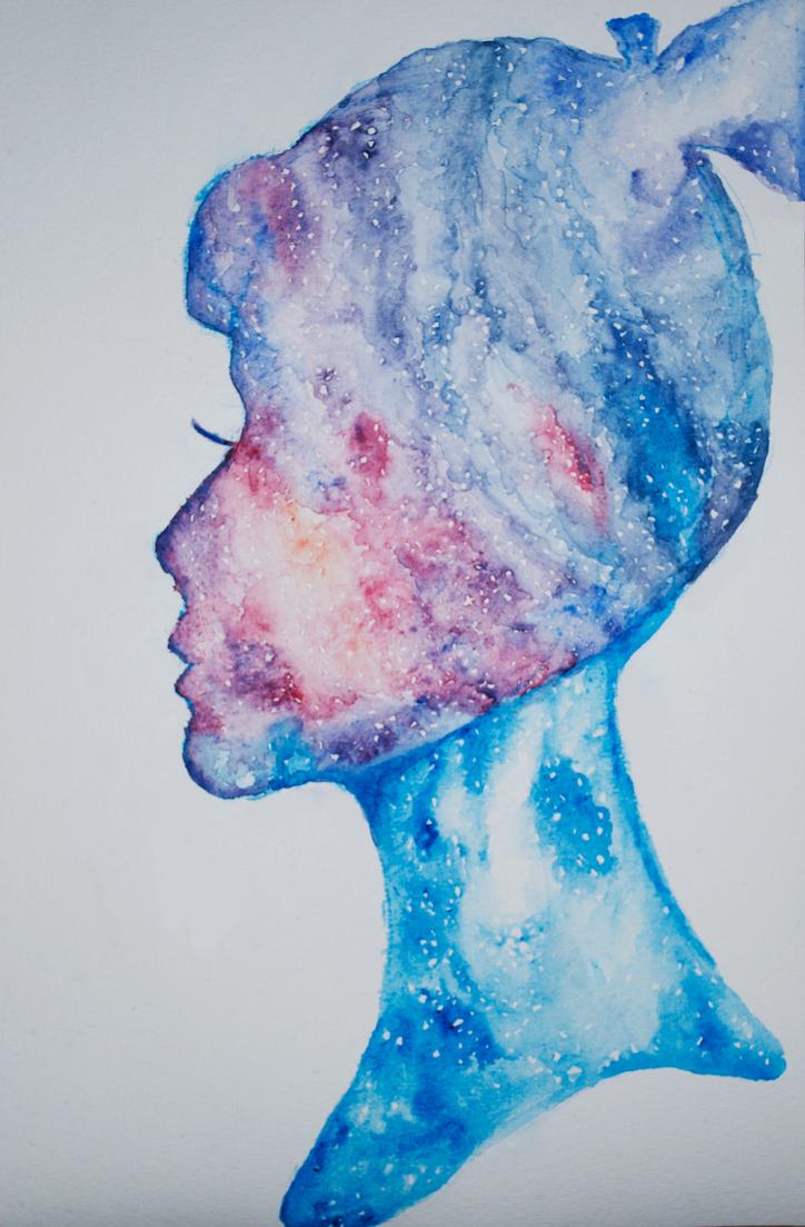 Galaxy by Loistavia
