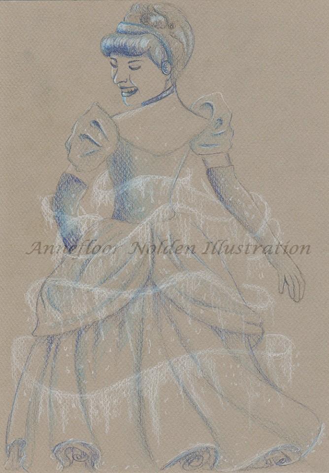 Cinderella by Loistavia