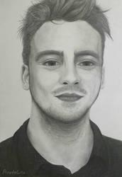 Portrait: Szymon by PirateLila
