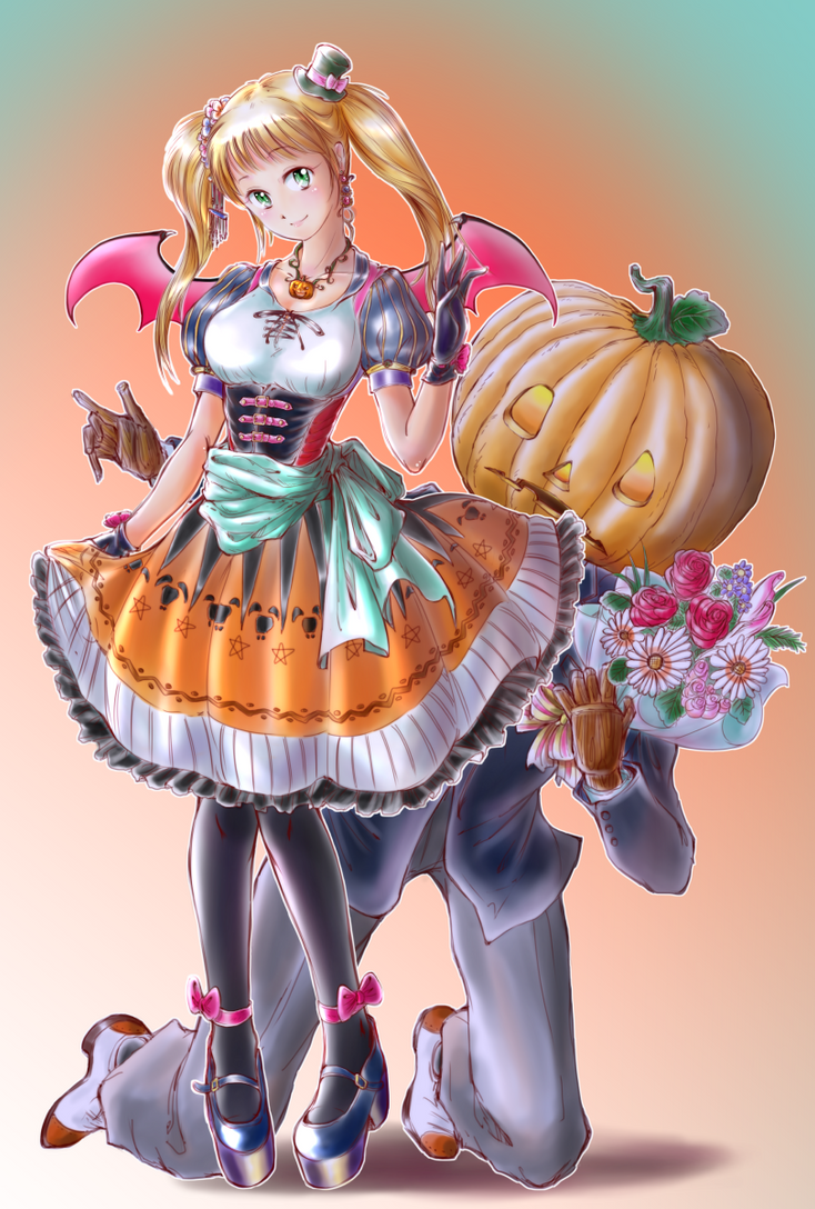 Halloween 2016 by neconotama