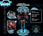 Agent 004 - Luna Pascarelli