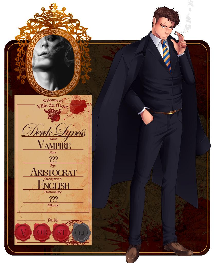 Ville Du Mort - Derek Lyness