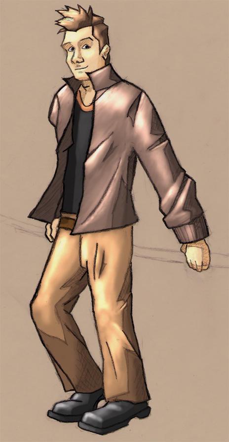 Me '06 by BisseBoy