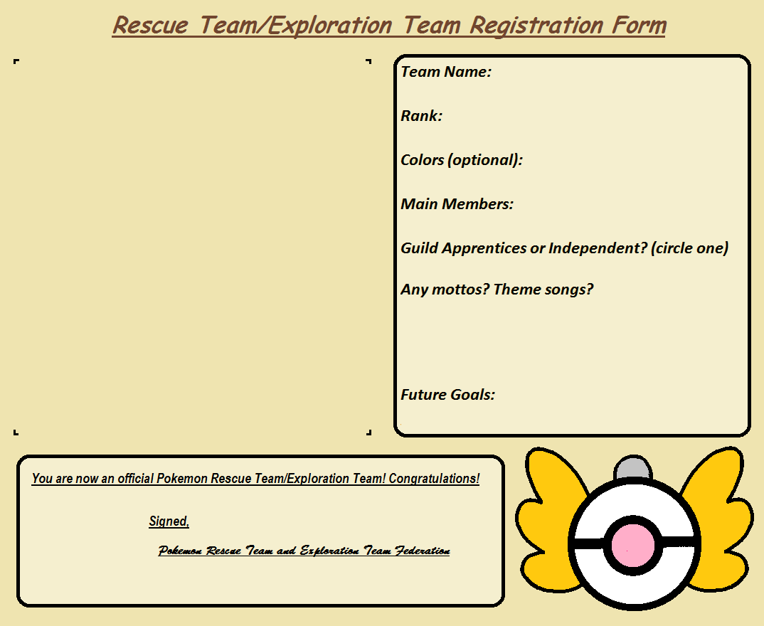 Pokemon Mystery Dungeon Form By Vera San On Deviantart