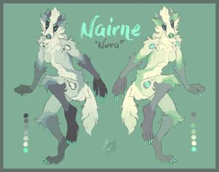 Nairne by WintersRead