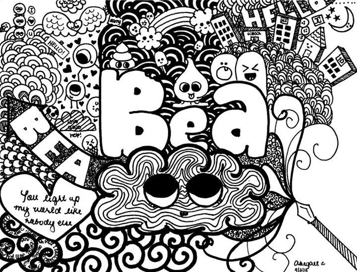 :Bea: by AbegaelDugay