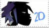 2D //  Stamp by PineFlower101