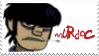 Murdoc // Stamp by PineFlower101
