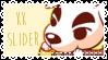 KK Slider // Stamp