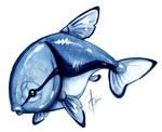 vineta el pez