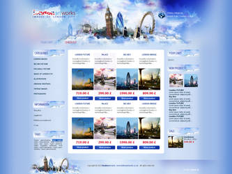 Londonartworks by pixel-free