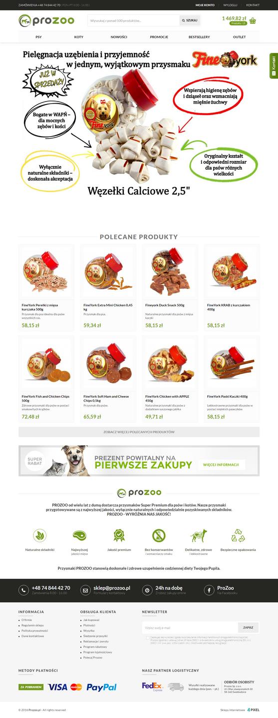 ProZoo by pixel-free