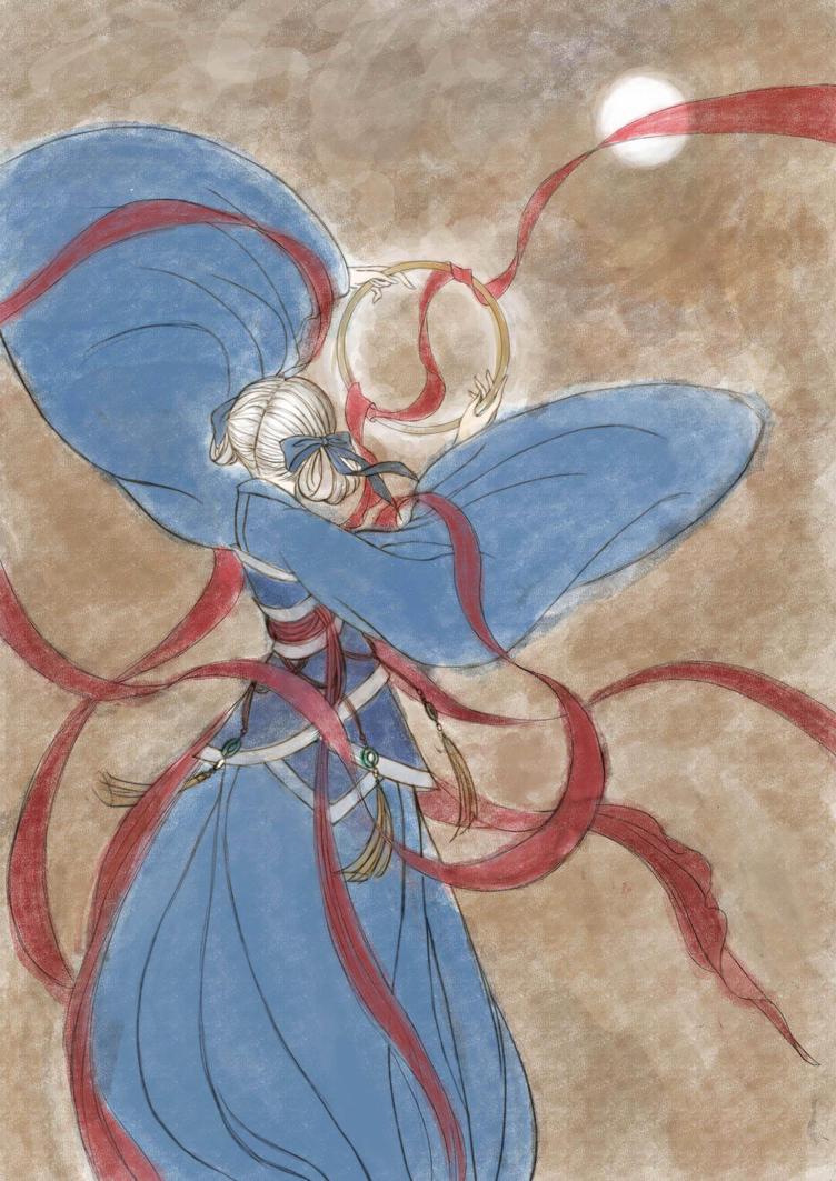 Yu Xiaoxue by Carnilian