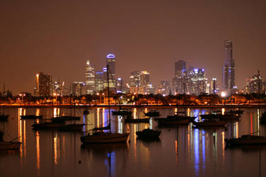 City of Lights by UrbanShots