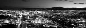Colorless Las Vegas by UrbanShots