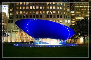 Canary Wharf London by UrbanShots