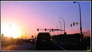 sunset boulevard by UrbanShots
