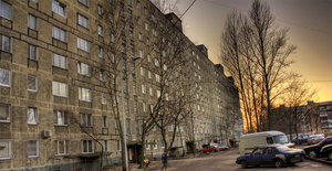 """Soviet"" Yard by UrbanShots"